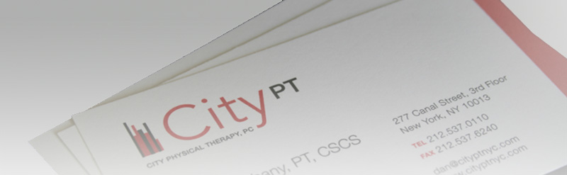 Privacy Policy: City Physical Therapy